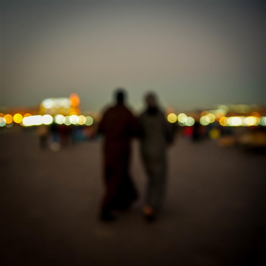 Invisible Cities. Marrakech after dark